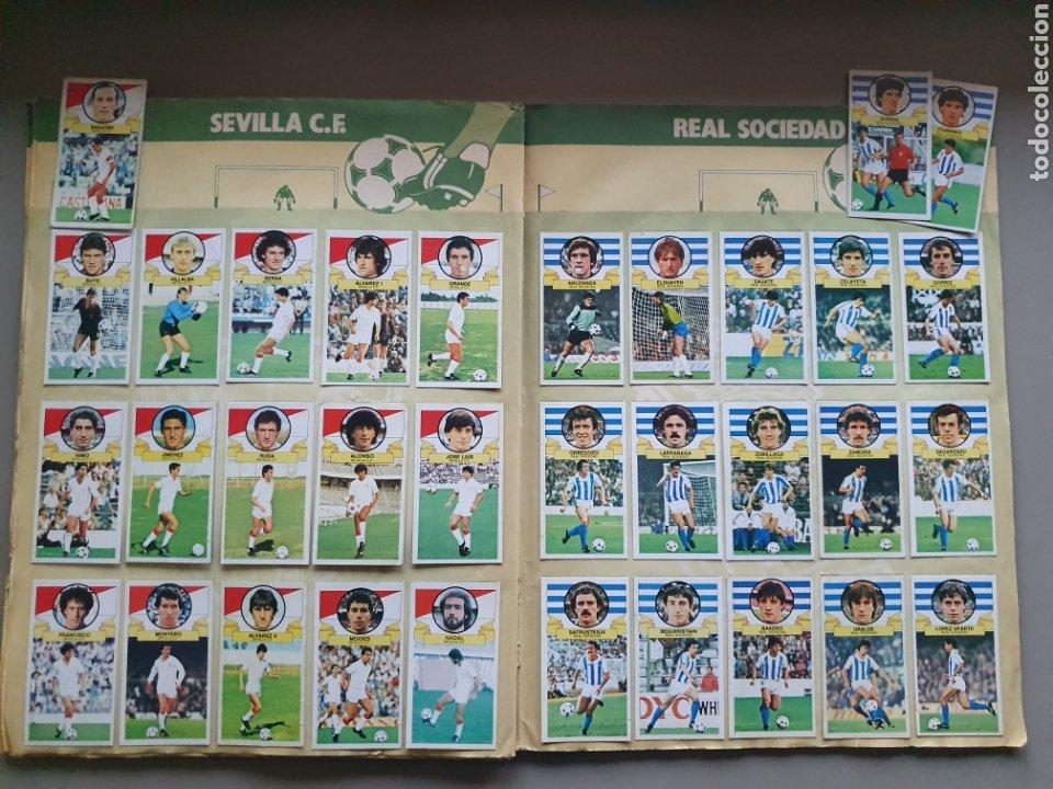 Álbum de fútbol completo: ALBUM COMPLETO LIGA ESTE 85 86 1985 1986 CON MUCHISIMOS DOBLES SIN PEGAR CRISTOBAL Y PETURSSON - Foto 14 - 287951528