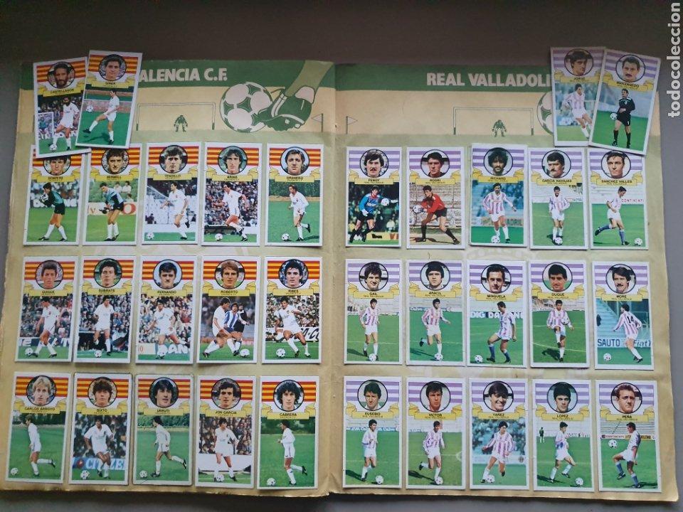 Álbum de fútbol completo: ALBUM COMPLETO LIGA ESTE 85 86 1985 1986 CON MUCHISIMOS DOBLES SIN PEGAR CRISTOBAL Y PETURSSON - Foto 17 - 287951528