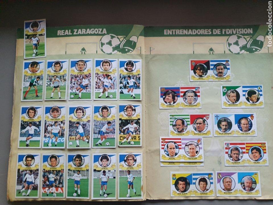 Álbum de fútbol completo: ALBUM COMPLETO LIGA ESTE 85 86 1985 1986 CON MUCHISIMOS DOBLES SIN PEGAR CRISTOBAL Y PETURSSON - Foto 18 - 287951528