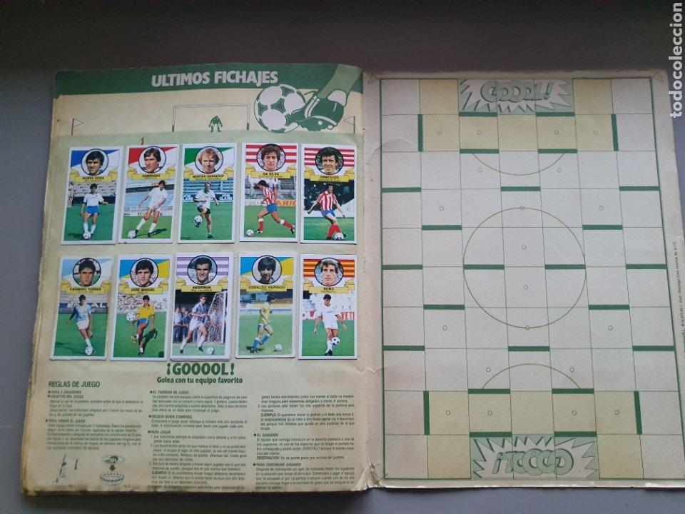 Álbum de fútbol completo: ALBUM COMPLETO LIGA ESTE 85 86 1985 1986 CON MUCHISIMOS DOBLES SIN PEGAR CRISTOBAL Y PETURSSON - Foto 19 - 287951528