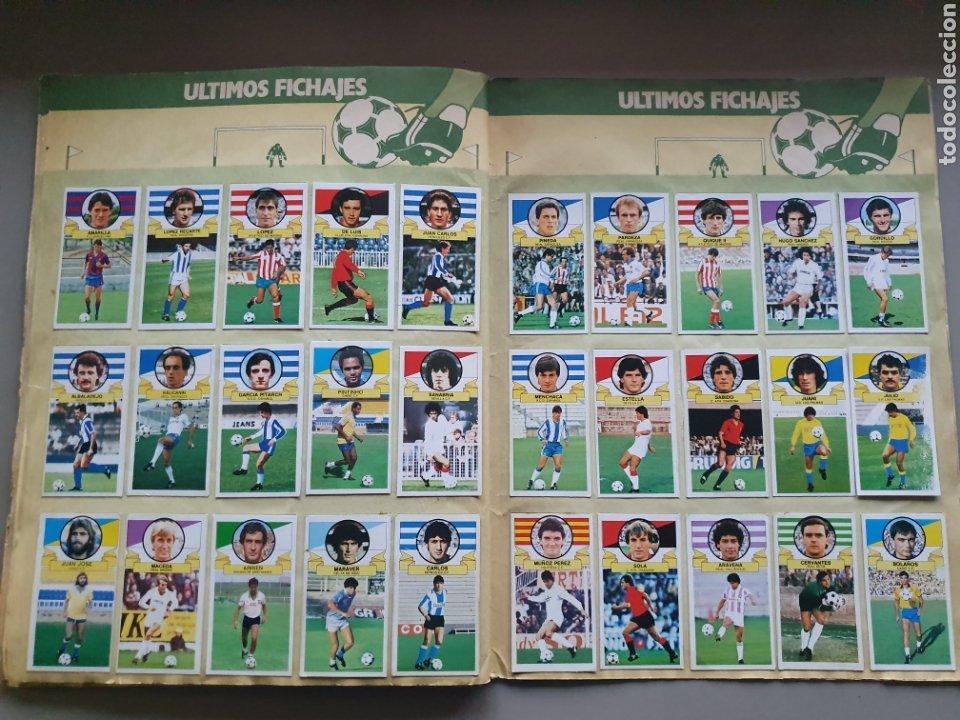 Álbum de fútbol completo: ALBUM COMPLETO LIGA ESTE 85 86 1985 1986 CON MUCHISIMOS DOBLES SIN PEGAR CRISTOBAL Y PETURSSON - Foto 20 - 287951528