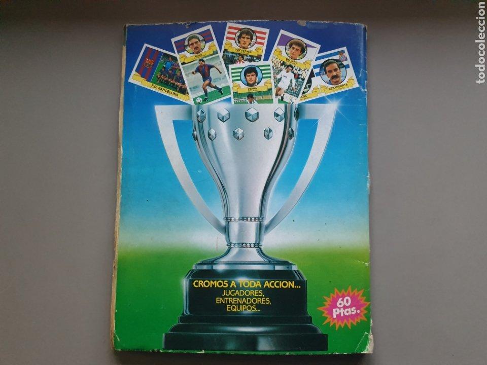 Álbum de fútbol completo: ALBUM COMPLETO LIGA ESTE 85 86 1985 1986 CON MUCHISIMOS DOBLES SIN PEGAR CRISTOBAL Y PETURSSON - Foto 21 - 287951528