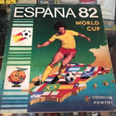 Álbum de fútbol completo: ALBUM COMPLETO CAMPEONATO MUNDIAL FUTBOL ESPAÑA 82 WORLD CUP EDITA PANINI ESPAÑA CONTIENE MARADONA. Lote 287987308