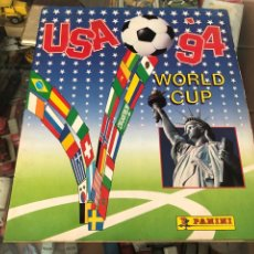 Album de football complet: ALBUM COMPLETO CAMPEONATO MUNDIAL FUTBOL USA 94 WORLD CUP PANINI SIN ESCRITOS CONTIENE MARADONA. Lote 287997173
