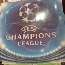 Álbum de fútbol completo: ALBUM DE CROMOS CHAMPIONS LEAGUE STICKER COLECCION PANINI 2008-2009. COMPLETO. Lote 288291793