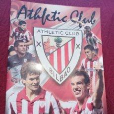 Álbum de fútbol completo: ALBUM COLECCION OFICIAL DE CROMOS ATHLETIC CLUB BILBAO FOOTPRINT 2010-2011.COMPLETO. Lote 288375703