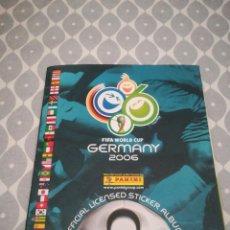 Álbum de fútbol completo: ALBUM DE FÚTBOL FIFA WORLD CUP GERMANY 2006 COMPLETO. Lote 289449613