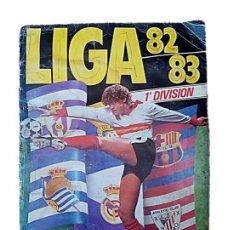 Álbum de fútbol completo: ALBUM DE CROMOS LIGA DE FUTBOL 82-83 EDICIONES ESTE COMPLETO. Lote 291002653