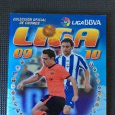 Álbum de fútbol completo: LIGA ESTE 2009-2010 -ÁLBUM COMPLETO CON TODO LO EDITADO POR PANINI LEER DETALLES Y FOTOS. Lote 292391763