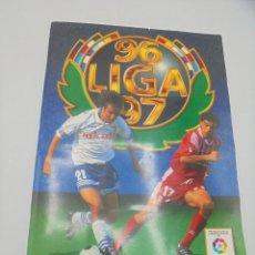 Álbum de fútbol completo: ALBUM COMPLETO. LIGA 96/ 97. COLECCIONES ESTE. CONTIENE DOBLES COLOCA ULTIMOS FICHAJES. VER FOTOS.. Lote 292540283