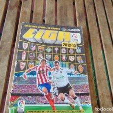 Álbum de fútbol completo: ALBUM DE FUTBOL DE EDITORIAL ESTE TEMPORADA 2012 2013 12 13 COMPLETO. Lote 293211163