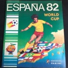 Álbum de fútbol completo: ÁLBUM COMPLETO ESPAÑA 1982 PANINI. Lote 296769633