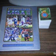 Álbum de fútbol completo: MUNDICROMO 1996 1997 96 97 - ALBUM COMPLETO CON TODOS LOS CROMOS DE PRIMERA (722 CROMOS). Lote 296844388