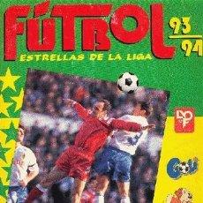 Coleccionismo deportivo: PANINI: FÚTBOL 93-94. Lote 12228023