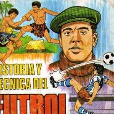 Coleccionismo deportivo: HISTORIA Y TECNICADEL FUTBOL,DE RUIZ ROMERO 1977,. Lote 26877101