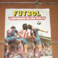 Coleccionismo deportivo: CAMPEONATO DE LIGA 76-77 ESTE. Lote 14700853