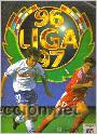 LIGA 96-97. ALBUM DE FUTBOL. CAMPEONATO NACIONAL DE LIGA 1996/1997. A-ALB-258 (Coleccionismo Deportivo - Álbumes y Cromos de Deportes - Álbumes de Fútbol Incompletos)