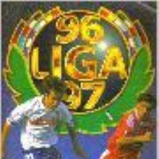 Coleccionismo deportivo: LIGA 96-97. ALBUM DE FUTBOL. CAMPEONATO NACIONAL DE LIGA 1996/1997. A-ALB-258. Lote 9724062