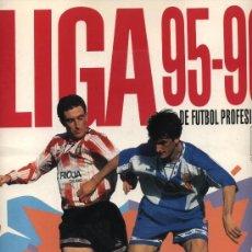 Coleccionismo deportivo: LIGA 95-96 PANINI. TIENE 315 CROMOS. Lote 22803235
