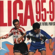 Coleccionismo deportivo: LIGA 95-96 PANINI. TIENE 218 CROMOS. Lote 22803236