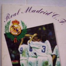 Coleccionismo deportivo: ALBUM REAL MADRID INCOMPLETO. Lote 27333875