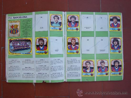Coleccionismo deportivo: ALBUM DE CROMOS. FUTBOL 89. PANINI. INCOMPLETO - Foto 2 - 26993384