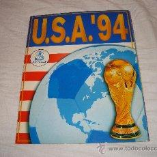 Coleccionismo deportivo: ALBUM MUNDIAL FUTBOL USA 1994 SL ITALY . Lote 26296599