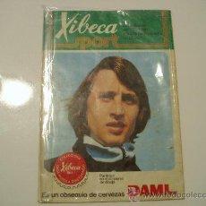 Coleccionismo deportivo: ALBUM FUTBOL XIBECA LIGA 1973 1974 LE FALTAN UNOS 40 CROMOS. Lote 21789193