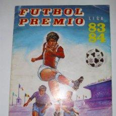 Coleccionismo deportivo: ALBUM FUTBOL PREMIO 83-84 ED. MAGA. Lote 22250592