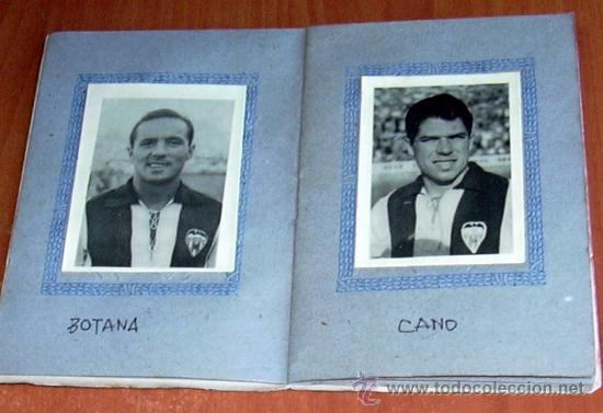 Coleccionismo deportivo: Alcoyano - Graficas Sierra 1946-1947, 46-47 - Ver fotos y explicaciones interiores - Foto 4 - 24605190