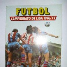Coleccionismo deportivo: ALBUM VACIO ED. ESTE 76-77. Lote 22881821