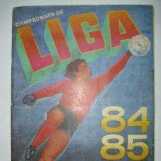 Coleccionismo deportivo: ALBUM CROMOS CANO 84-85 . Lote 23755859