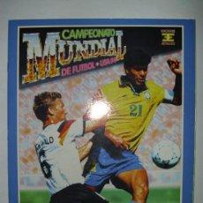 Coleccionismo deportivo: ALBUM MUNDIAL USA 94 - ED. ESTADIO. Lote 23756115