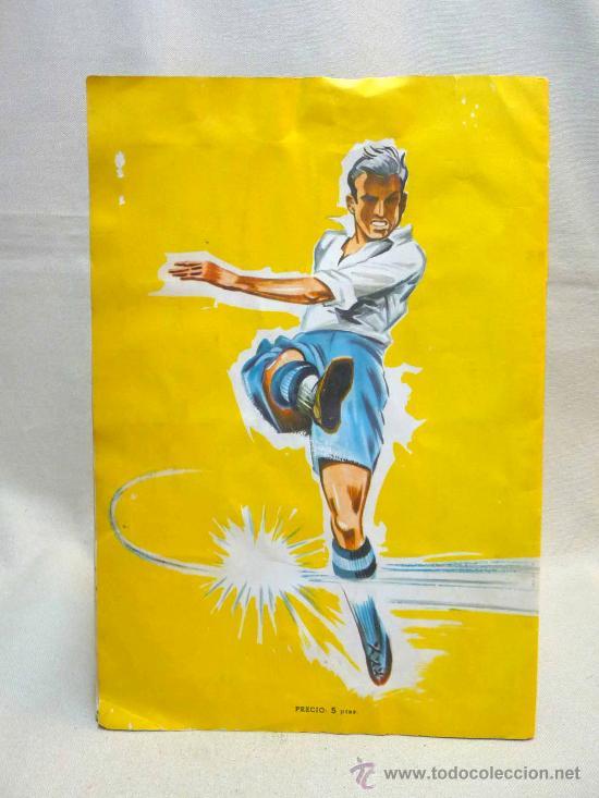 Coleccionismo deportivo: ALBUM DE CROMOS DE FUTBOL, CAMPEONATO DE LIGA, 1961 - 1962, 61 - 62, DISGRA, FHER, TIENE 104 CROMOS - Foto 13 - 24742073