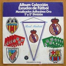 Escudos de fútbol metalizados - Distribuidora Guipuzcoana
