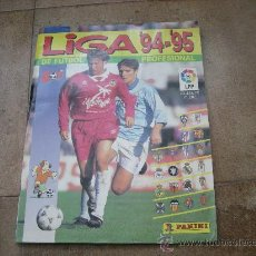 Coleccionismo deportivo: ALBUM DE CROMOS LIGA FUTBOL 1994 1995 PANINI LE FALTAN 25 . Lote 26427700