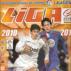 Coleccionismo deportivo: ALBUM LIGA FUTBOL 2011. Lote 26476613