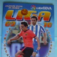 Coleccionismo deportivo: LIGA 09/10 - COLECCIONES ESTE - ÁLBUM NUEVO Y VACÍO. Lote 26750254