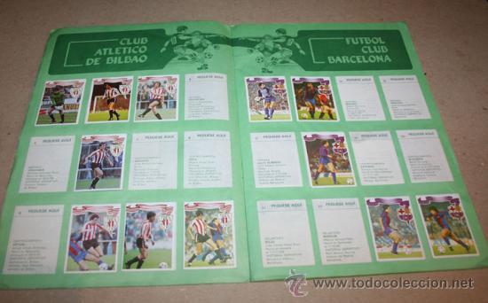 Coleccionismo deportivo: ALBUM CROMOS futbol gol CAMPEONATO DE LIGA 84/85 EDITORIAL MAGA 84-85 1984 - Foto 2 - 99063063