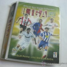 Coleccionismo deportivo: LIGA 2009 - 2010 - LIGA BBVA - OFFICIAL QUIZ GAME COLLECTION. Lote 45092339