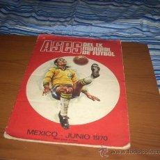 Coleccionismo deportivo: ALBUM DE MEXICO 70 DE FHER ,EL VERDADERO,MUY BUEN PRECIO. Lote 27768234
