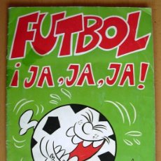 Coleccionismo deportivo: FÚTBOL JA, JA, JA, - CROMOS ROS 1987. Lote 28390038