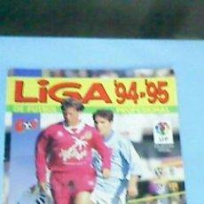 Coleccionismo deportivo: ALBUM CROMOS FUTBOL. PANINI. LIGA 95-96. FALTAN SOLAMENTE 3 CROMOS.. Lote 28841341