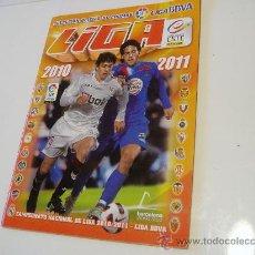 Coleccionismo deportivo: ALBUM FUTBOL ESTE 2010 2011 VACIO. Lote 29192599