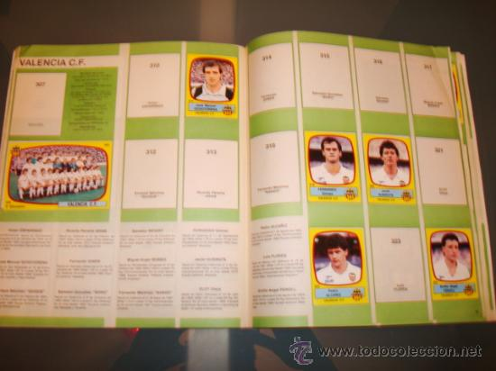 Coleccionismo deportivo: ALBUM CROMOS LIGA FUTBOL 89 PANINI - Foto 3 - 29520536
