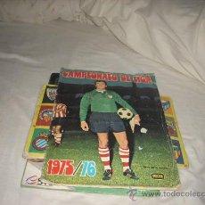 Coleccionismo deportivo: ALBUM DE LA LIGA 1975-76 DE FHER. Lote 30060076