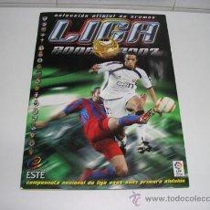 Coleccionismo deportivo: ALBUM FUTBOL LIGA 2006 2007 CONTIENE 206 CROMOS ESTE -. Lote 37920035