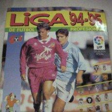 Coleccionismo deportivo: ALBUM LIGA 94-95 DE PANINI. Lote 30380080