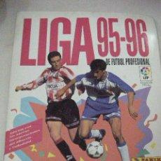 Coleccionismo deportivo: ALBUM LIGA 95-96 DE PANINI. Lote 30380106