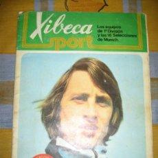 Coleccionismo deportivo: ALBUM XIBECA SPORT 1974. Lote 30762347